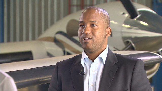 Black-owned air charter stands out