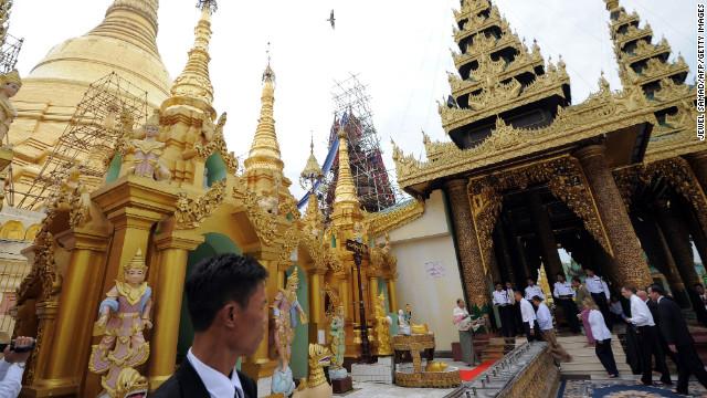 President Barack Obama's visit to Myanmar puts the emerging tourist destination in the spotlight.