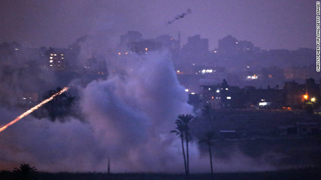 Israel prepares for ground assault