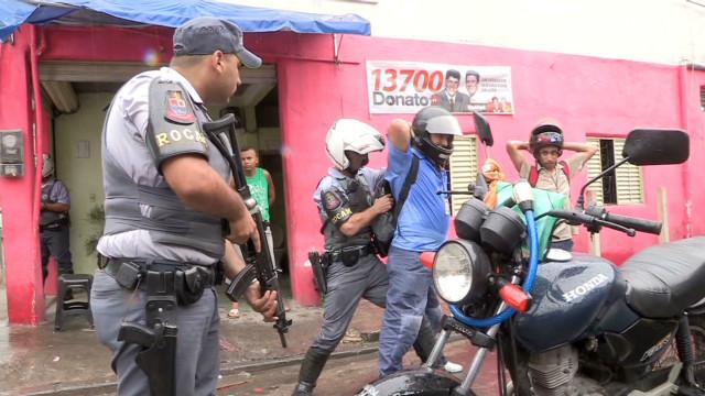 Police killings rock Sao Paulo