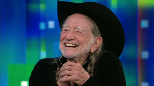 Willie Nelson: Me and Snoop in Amsterdam