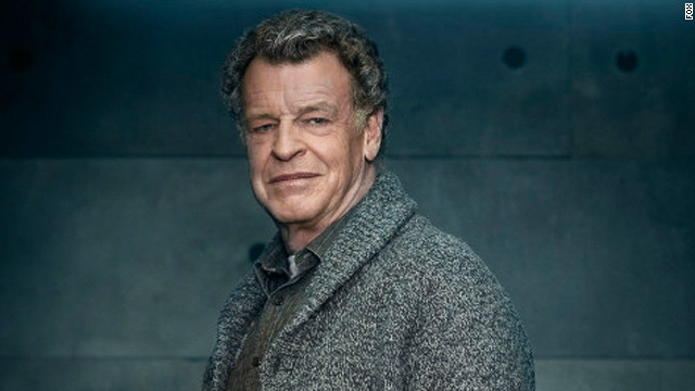 "John Noble has played Walter Bishop for five seasons on the Fox sci-fi series ""Fringe."""