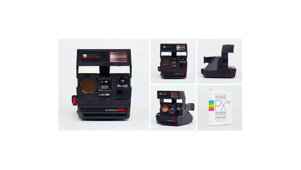 "This is for the Instagram enthusiast in your life. The Impossible Project sells refurbished Polaroid cameras, including the <a href=""http://shop.the-impossible-project.com/shop/cameras/600/ca_sun_660_2_kit"" target=""_blank"">Sun 660 ($140)</a>. The camera comes with two packs of PX 680 film, and will make you an instant hit at parties. You can even use your smartphone to take a photo of the Polaroid to share on the social network of your choice."