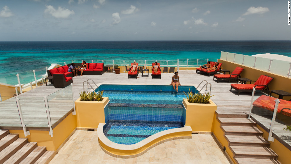 Ocean Two in Barbados is among select hotels in Barbados, Antigua and St. Lucia that are coming together to offer 20 percent off during a joint online sale for travel through December 15, 2013.