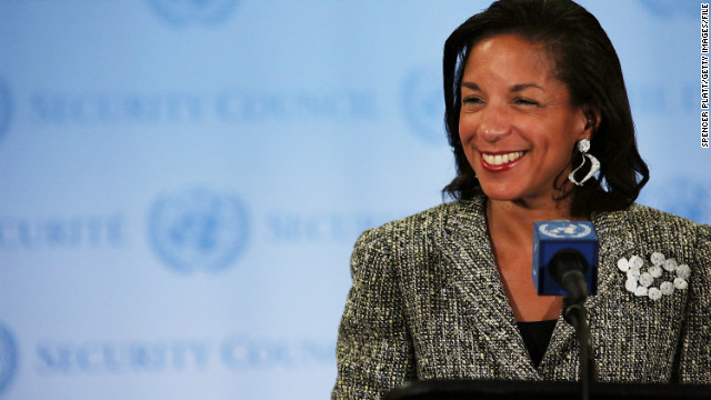 U.S. Ambassador to the United Nations Susan Rice may be nominated to be the next secretary of state.