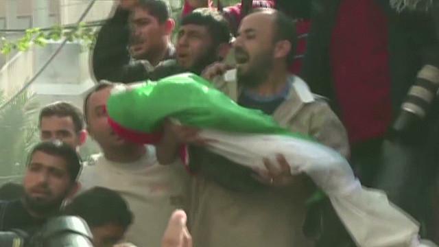 Gazans mourn children killed in attacks