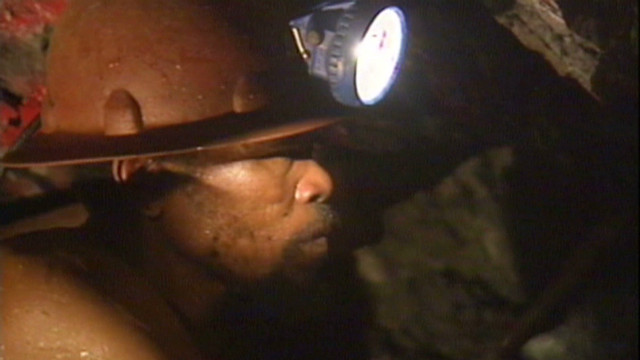 Are S. African miner demands justified?