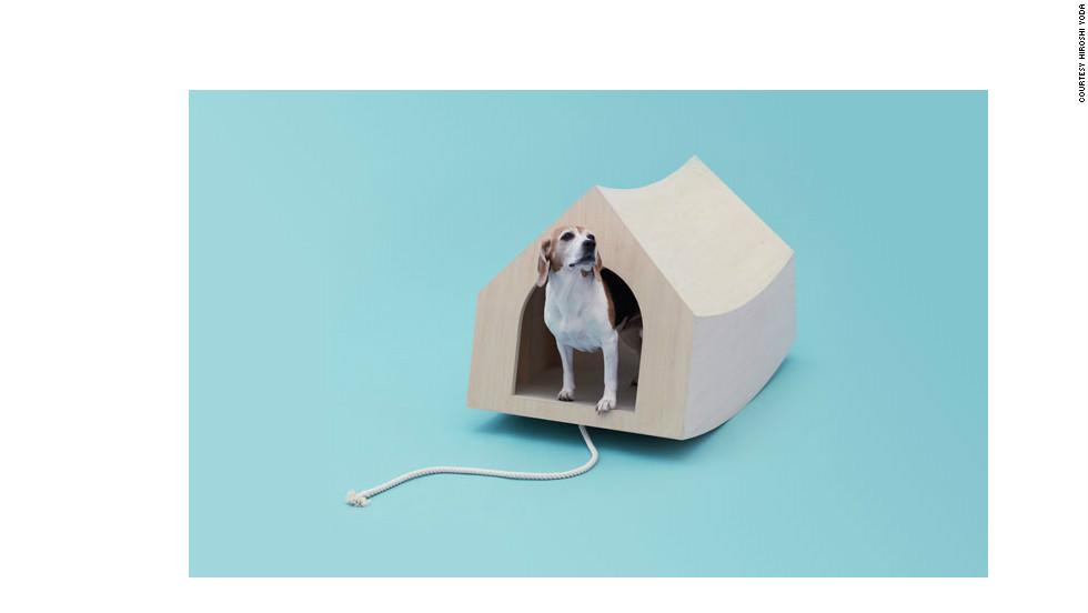 """Beagle House"" by MVRDV."