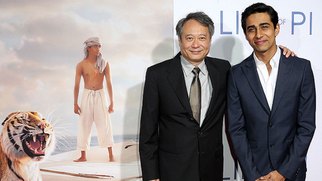 Ang Lee's 'unusual' 'Life of Pi'