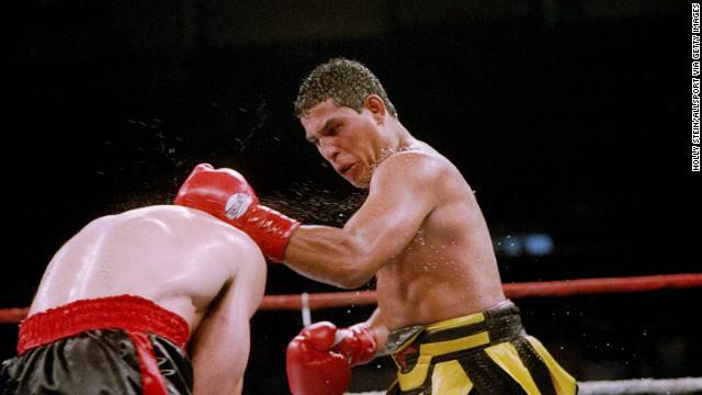Héctor Camacho, muerte cerebral