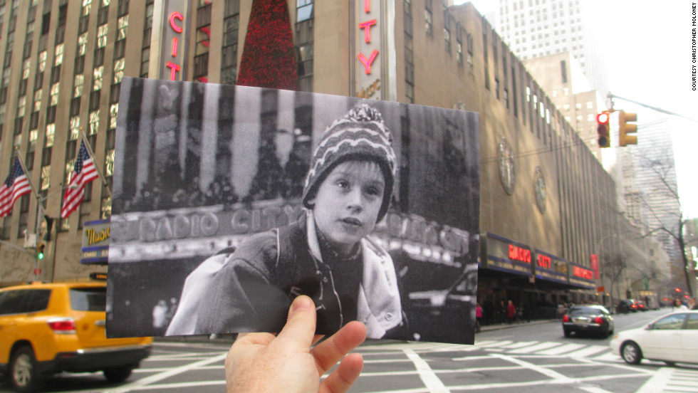 "Kevin McCallister (Macaulay Culkin) visits Radio City Music Hall during his tour of Manhattan. Radio City also appears in a bunch of movies, including ""Quiz Show,"" ""The Godfather"" and ""Private Parts."""