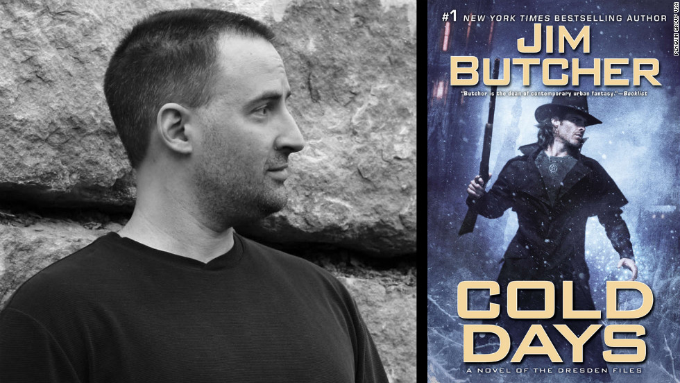 """Cold Days"" by Jim Butcher"