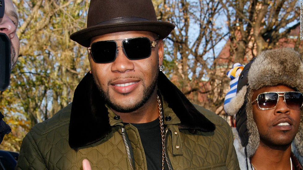 Flo Rida was part of the festivities during the 86th Annual Macy's Thanksgiving Day Parade on November 22.