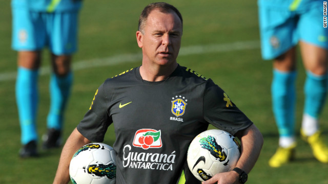 Mano Menezes has been relieved of his duties by the Brazilian Football Association ahead of the 2014 World Cup.