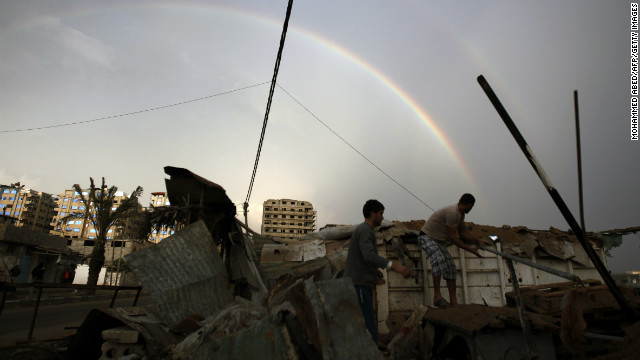 Clashes flare in Gaza during cease-fire