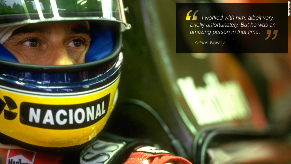 When Schumacher won his first world title with Benetton in 1994 it was also one of F1's darkest periods. The German won the San Marino Grand Prix in 1994 where both Simtek racer Roland Ratzenberger and three-time world champion Ayrton Senna lost their lives.