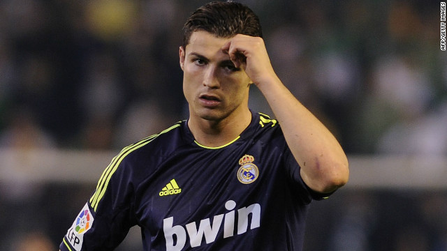 A day in the life of Cristiano Ronaldo