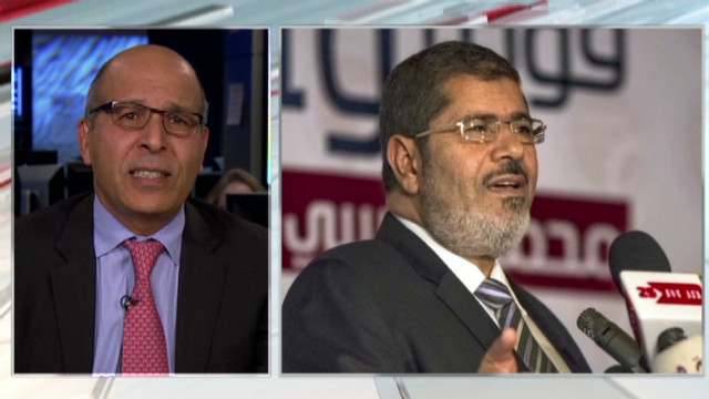 Morsy new powers