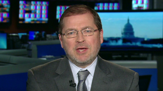 Norquist: 'Highlighting' pledge keepers