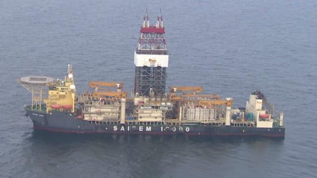 Inside Angola's flagship oil development