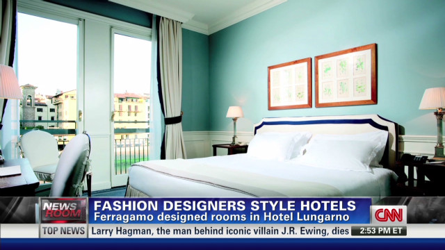 Work it: High fashion hotels