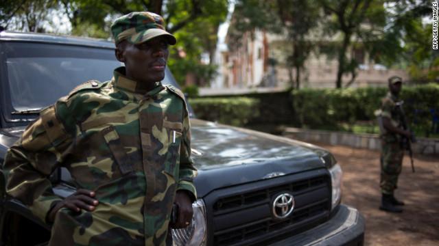 Rebels reject deadline to leave Goma