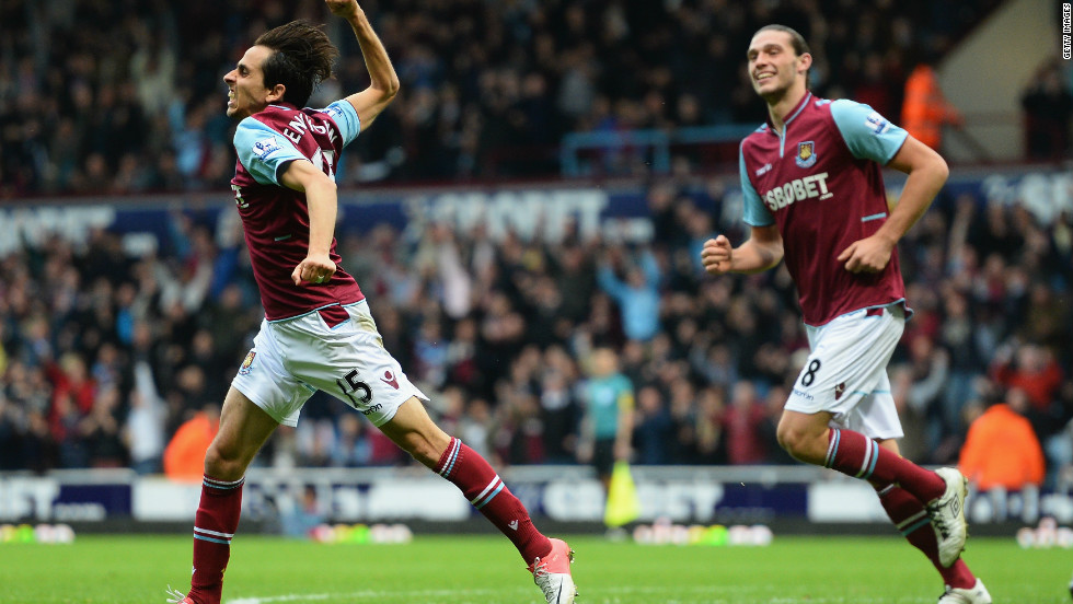 "West Ham's Israeli midfielder Yossi Benayoun took to Twitter to express his view of the chants. He said: ""I was very disappointed to hear some of the songs yesterday and it was embarrassing. But we need to remember that it was made by a minority group of fans and I'm sure the FA together with West Ham will do everything to find and punish them."""