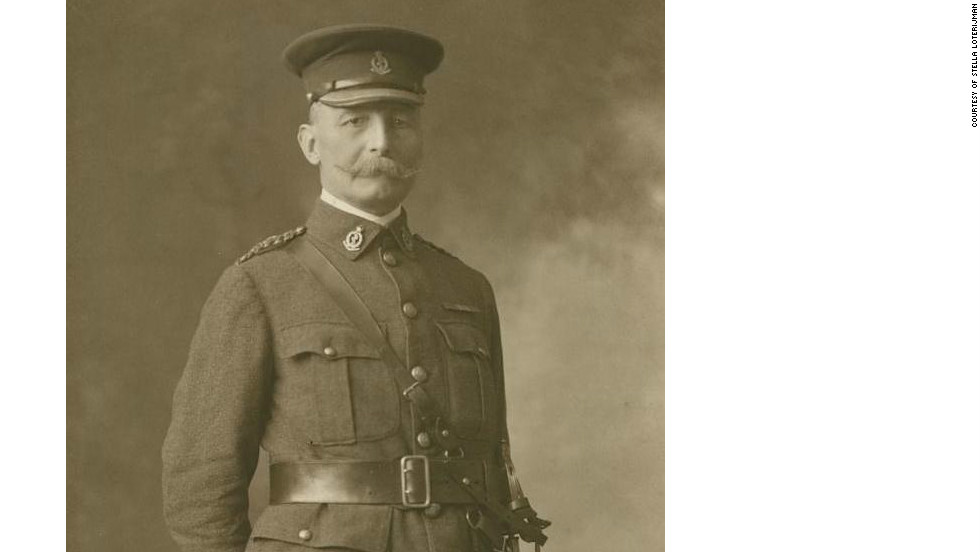 Stella Loterijman of UK finally found info for her grandfather Charles William Reilly's first wife, Mary Constance. Here he is pictured in his army uniform.