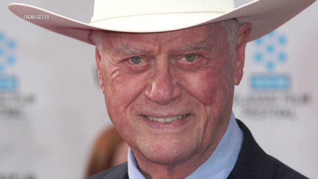 'Dallas' star Larry Hagman dies