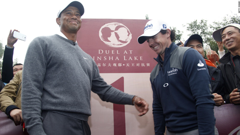 "The pair are continually in demand and played an exhibition match in China, dubbed the ""Duel at Jinsha Lake"", for which they were reportedly paid $2 million. Both players clearly enjoyed each other's company."