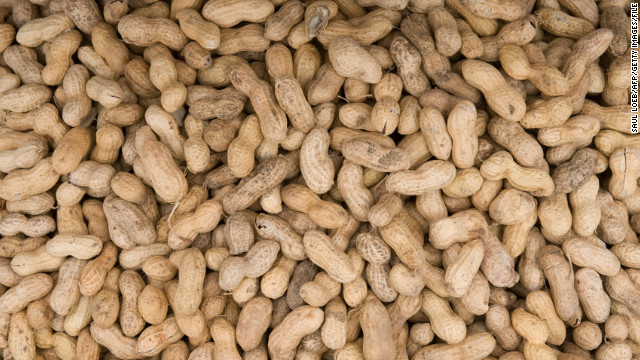 Peanuts can cause deadly reactions in people who are allergic.