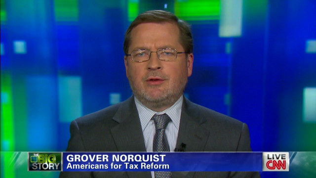 Norquist: 'Shame on Peter King'
