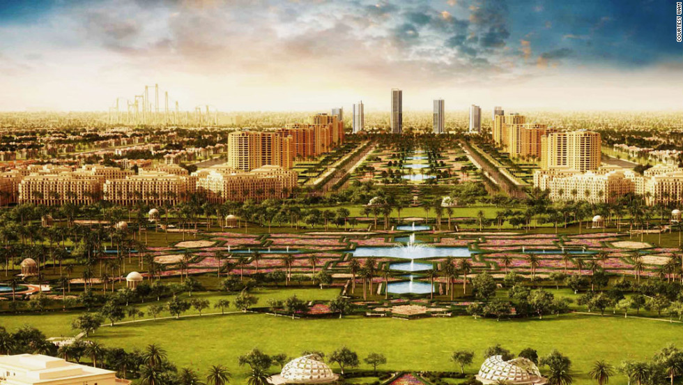 Named after the sheikh, the planned Mohammed bin Rashid city will aim to harness the tourism growth in Dubai.