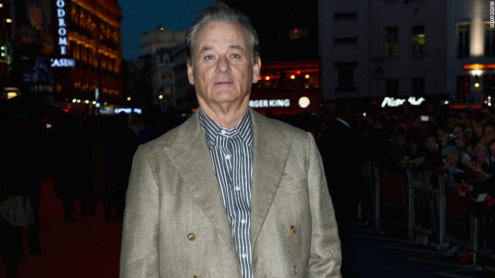 "Bill Murray categorically denied head butting Joseph ""McG"" McGinty Nichol, the director of the 2000 film ""Charlie's Angels."" But the actor was <a href=""http://popwatch.ew.com/2009/10/20/bill-murray-says-charlies-angels-director-deserves-to-die/"" target=""_blank"">quoted as saying</a> the director ""deserved to die."""