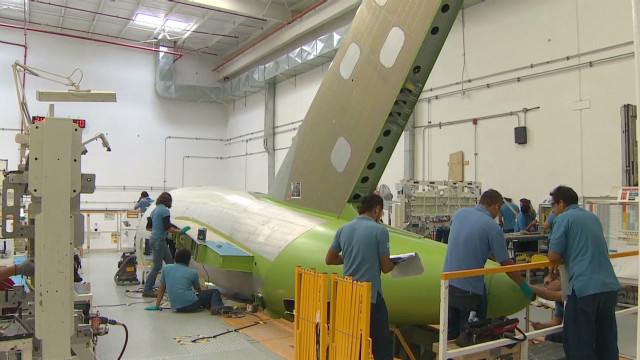 Aerospace industry expanding in Mexico