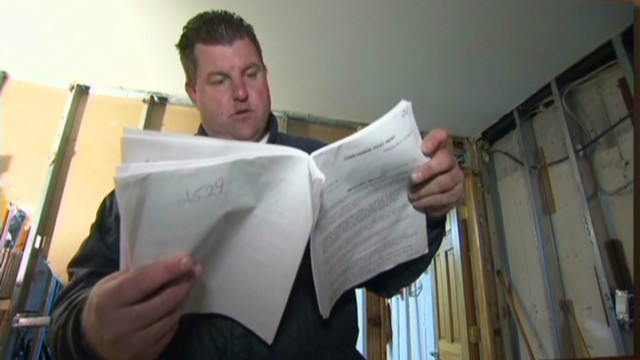 Sandy victims cry foul over insurance