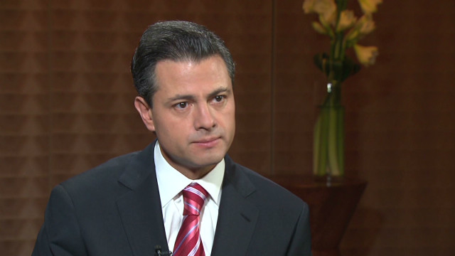 Mexico's president-elect on issues ahead