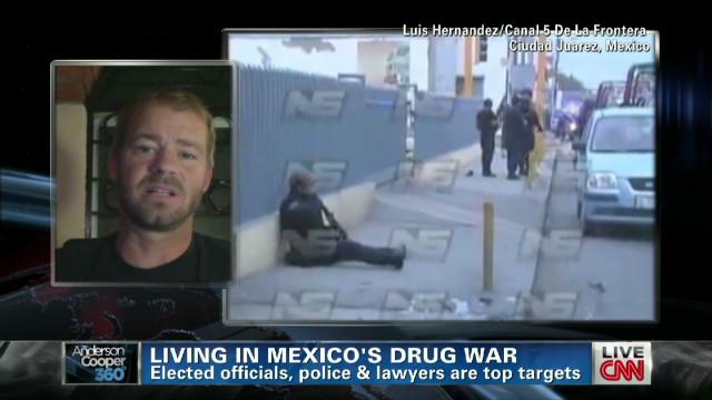 Drug war violence spreads in Mexico
