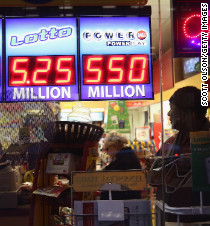 Arizona powerball winner claims nearly 200 million prize - Millionaire designer home lottery ...