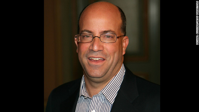 Jeff Zucker named head of CNN Worldwide