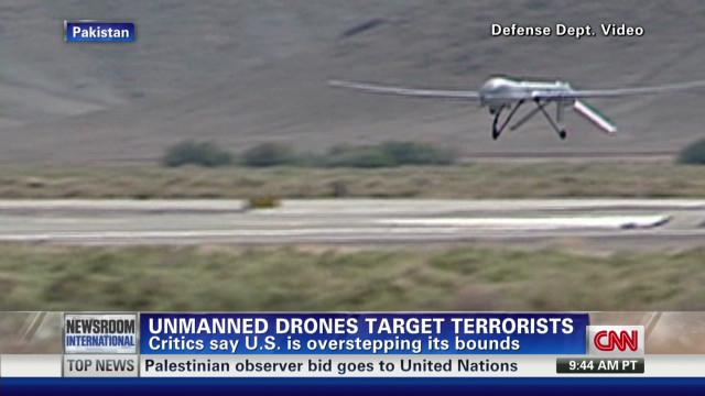 Drones across America