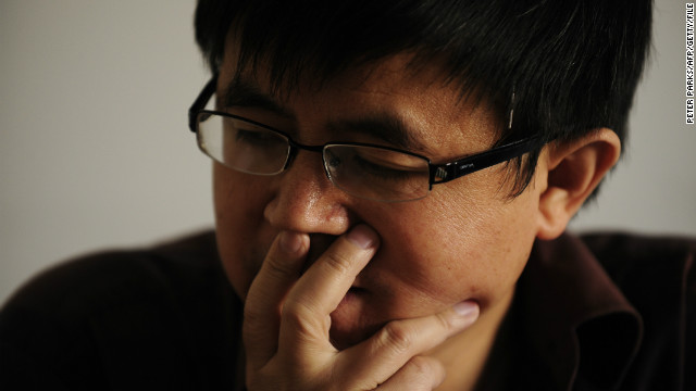 Chinese AIDS activist Wan Yanhai was imprisoned in 2002 in relation to his advocacy.