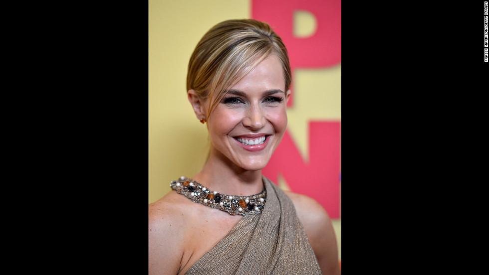 """Dexter"" actress Julie Benz is 40 this year."