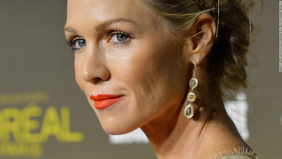"Former ""90210"" star Jennie Garth turned 40 in April."
