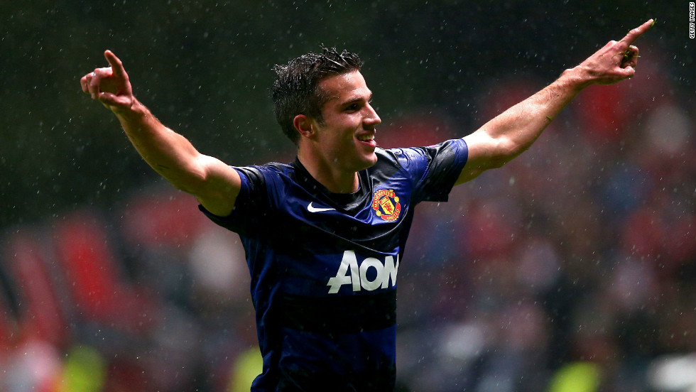 Robin van Persie was Manchester United's big summer signing after he arrived from Arsenal. United also brough in Shinji Kagawa from Borussia Dortmund and Alex Buttner from Vitesse Arnhem.