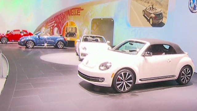 Electric cars and more at L.A. Auto Show