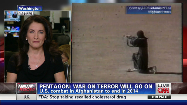 Pentagon lawyer: Al Qaeda fight rages on