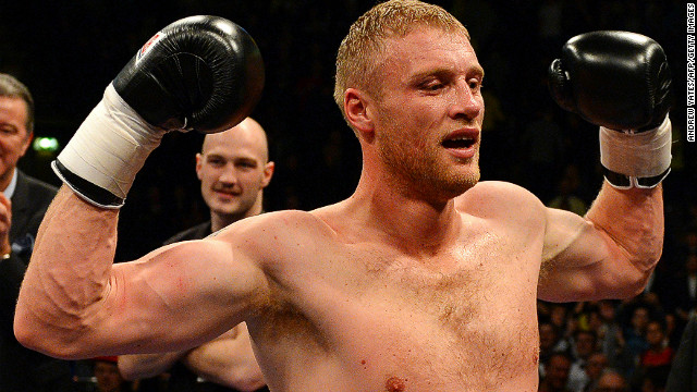 "Andrew ""Freddie"" Flintoff made a winning start to his professional boxing career against American Richard Dawson."