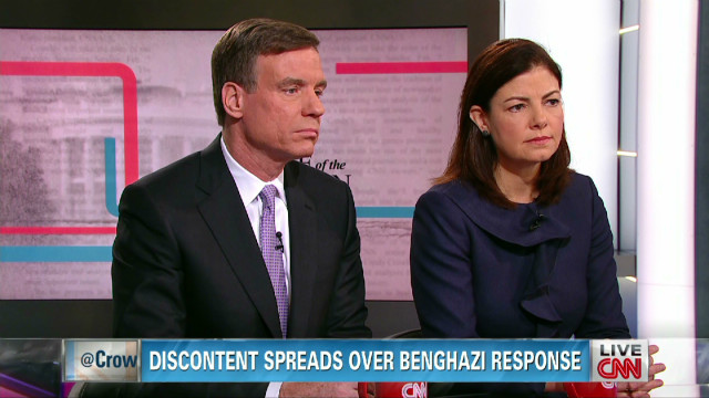 Discontent spreads over Benghazi response
