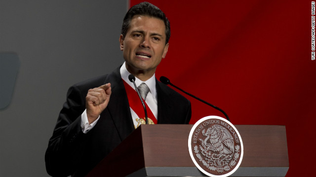 Mexico inaugurates new President